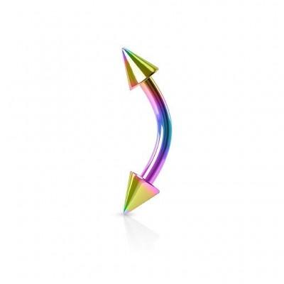 Piercing Banana - Arco iris